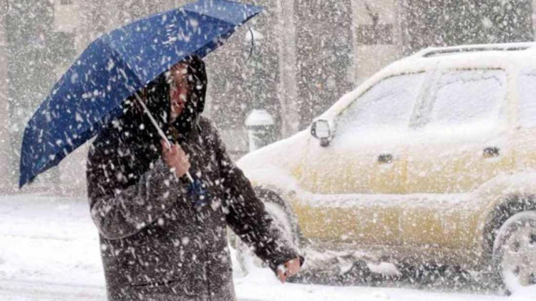 Οδηγίες για μετακίνηση των πολιτών σε περίπτωση παγετού ή χιονόπτωσης