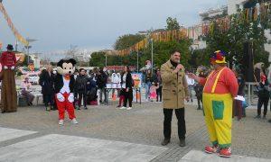 Εντυπωσιακή η συμμετοχή στο παιδικό καρναβάλι της Μεσσήνης το Σαββατοκύριακο