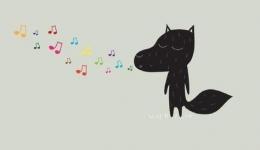 «Ο λύκος με τη χρωματιστή φωνή…»