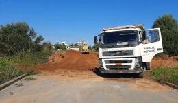 Ξεκίνησαν διανοίξεις δρόμων του σχεδίου πόλης Μεσσήνης