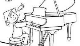 Οι νότες στο πιάνο
