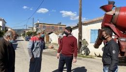Επισκέψεις του Δημάρχου Γιώργου Αθανασόπουλου σε Ν. Κορώνη και Ανάληψη