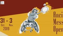 4ο Διεθνές Τουρνουά Τένις με αμαξίδιο << Ancient Messene Open >>