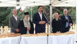 Συνεχίζονται οι εορταστικές εκδηλώσεις του Δήμου Μεσσήνης-Make a Wish και Eυλογία του Χριστόψωμου.