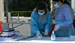Νέα rapid tests την Παρασκευή 26 Μαρτίου στην κεντρική πλατεία Μεσσήνης