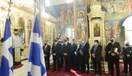 Η Επέτειος των 200 χρόνων της Ελληνικής Παλιγγενεσίας εορτάστηκε χθες στη Μεσσήνη